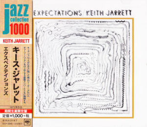 Keith Jarrett - Expectations (Japan) - 1Front