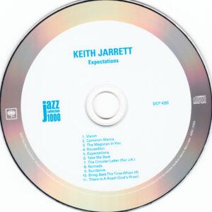 Keith Jarrett - Expectations (Japan) - CD