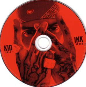 Kid Ink - Full Speed - CD