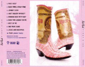 Kid Rock - First Kiss - Back