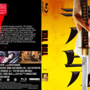 Kill Bill: Volume 1 (2003) Blu-Ray DVD Cover