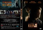 Killer Joe (2012) R1 CUSTOM DVD Cover