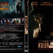 Killer Joe (2012) R1 CUSTOM DVD Cover