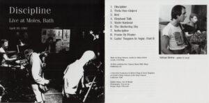 King Crimson - The Collectable King Crimson Volume 2 (Booklet 02)