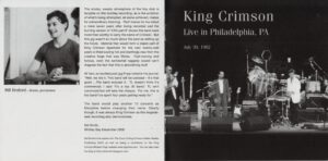 King Crimson - The Collectable King Crimson Volume 2 (Booklet 04)