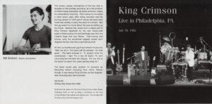 King Crimson - The Collectable King Crimson Volume 2 (Booklet 04)