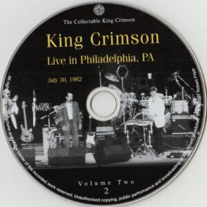 King Crimson - The Collectable King Crimson Volume 2 (CD2)