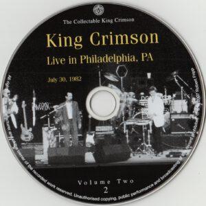 King Crimson - The Collectable King Crimson Volume 2 (CD2)