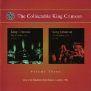 King Crimson – The Collectable King Crimson Volume 3 (2008)