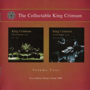 King Crimson - The Collectable King Crimson Volume 4 (AFront)