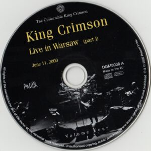 King Crimson - The Collectable King Crimson Volume 4 (CD1)