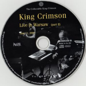 King Crimson - The Collectable King Crimson Volume 4 (CD2)