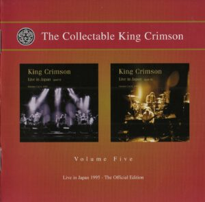 King Crimson - The Collectable King Crimson Volume 5 (AFront)