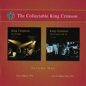 King Crimson Volume 1 (AFront)