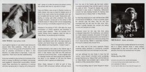 King Crimson Volume 1 (Booklet 06)