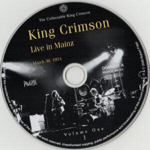 King Crimson Volume 1 (CD1)