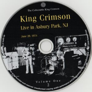 King Crimson Volume 1 (CD2)