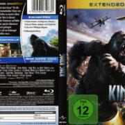 King Kong (2005) Blu-Ray German