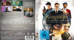 Kingsman: The Secret Service (2014) Blu-Ray German Cover