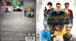 Kingsman: The Secret Service (2014) Blu-Ray German Cover