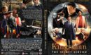 Kingsman: The Secret Service (2015) R1 DVD Cover