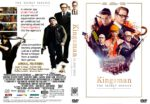 Kingsman: The Secret Service (2015) R1 CUSTOM