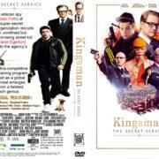 Kingsman: The Secret Service (2015) R1 CUSTOM