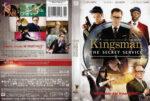 Kingsman: The Secret Service (2015) R1 DVD Cover