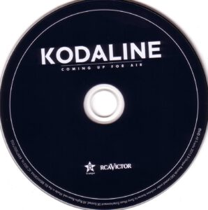 Kodaline - Coming Up For Air - CD
