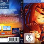 Der König der Löwen (1994) R2 Blu-Ray German