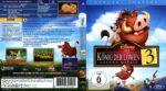 Der König der Löwen 3: Hakuna Matata (2003) R2 Blu-Ray German