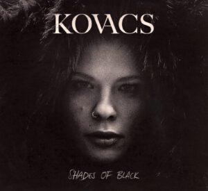 Kovacs - Shades Of Black - 1Front