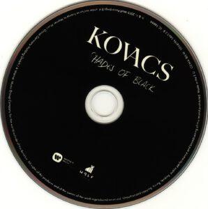 Kovacs - Shades Of Black - CD