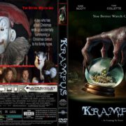 Krampus (2015) R1 Custom DVD Cover