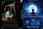 Krampus (2015) Custom DVD Cover