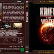 Krieg der Welten (2005) (Tom Cruise Anthologie) german custom