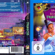 Küss den Frosch (2009) R2 Blu-Ray German