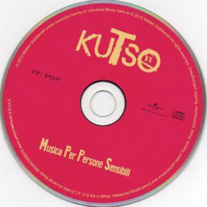 Kutso - Musica Per Persone Sensibili - CD