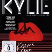 Kylie Minogue – Kiss Me Once Live At The SSE Hydro (2015)
