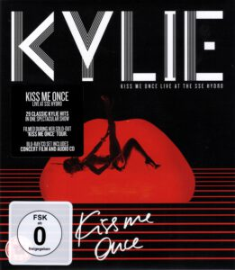 Kylie Minogue - Kiss Me Once Live At The SSE Hydro - 1Cover (1-2)