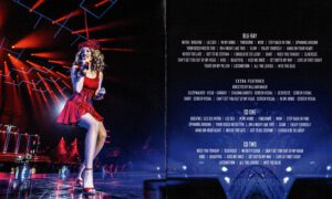 Kylie Minogue - Kiss Me Once Live At The SSE Hydro - Booklet (2-6)