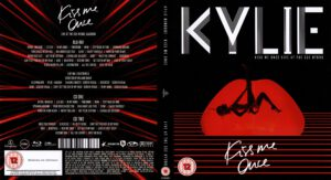 Kylie Minogue - Kiss Me Once Live At The SSE Hydro - Cover (2-2)