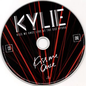 Kylie Minogue - Kiss Me Once Live At The SSE Hydro - DVD (2-3)