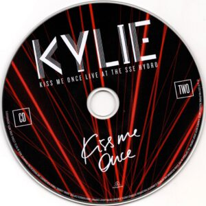 Kylie Minogue - Kiss Me Once Live At The SSE Hydro - DVD (3-3)