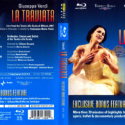 La Traviata: LIVE from la Scala 2007 Blu-Ray