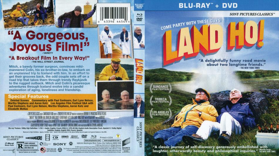land ho dvd cover