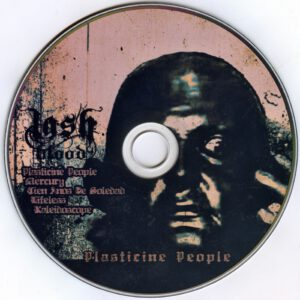 Lashblood - Plasticine People - CD