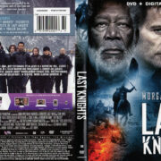 Last Knights (2015) R1 DVD Cover