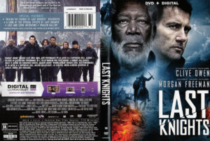 last knights dvd cover