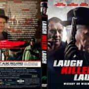 Laugh Killer Laugh (2015) R1 CUSTOM DVD Cover